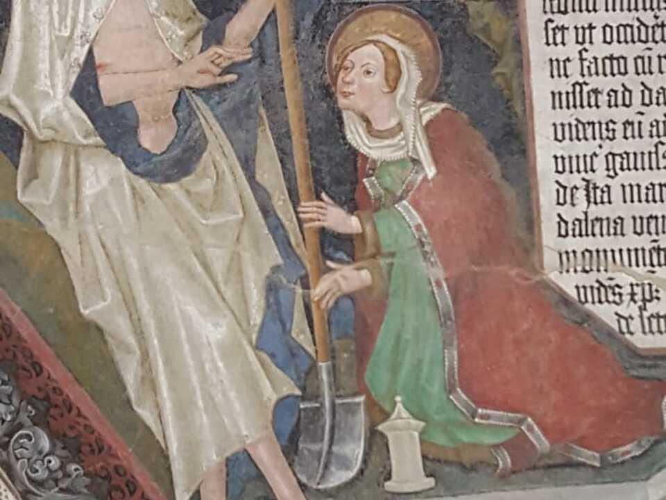 Magdalena Kreuzgang Brixen