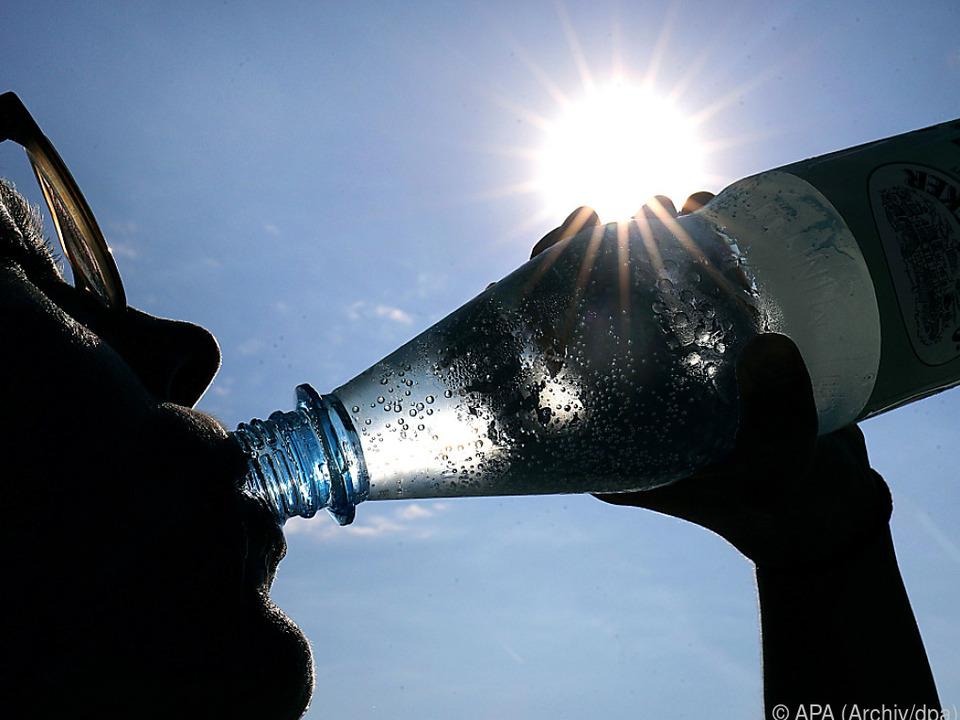 Marktanteil an Mehrwegflaschen in Österreich sinkt rapide