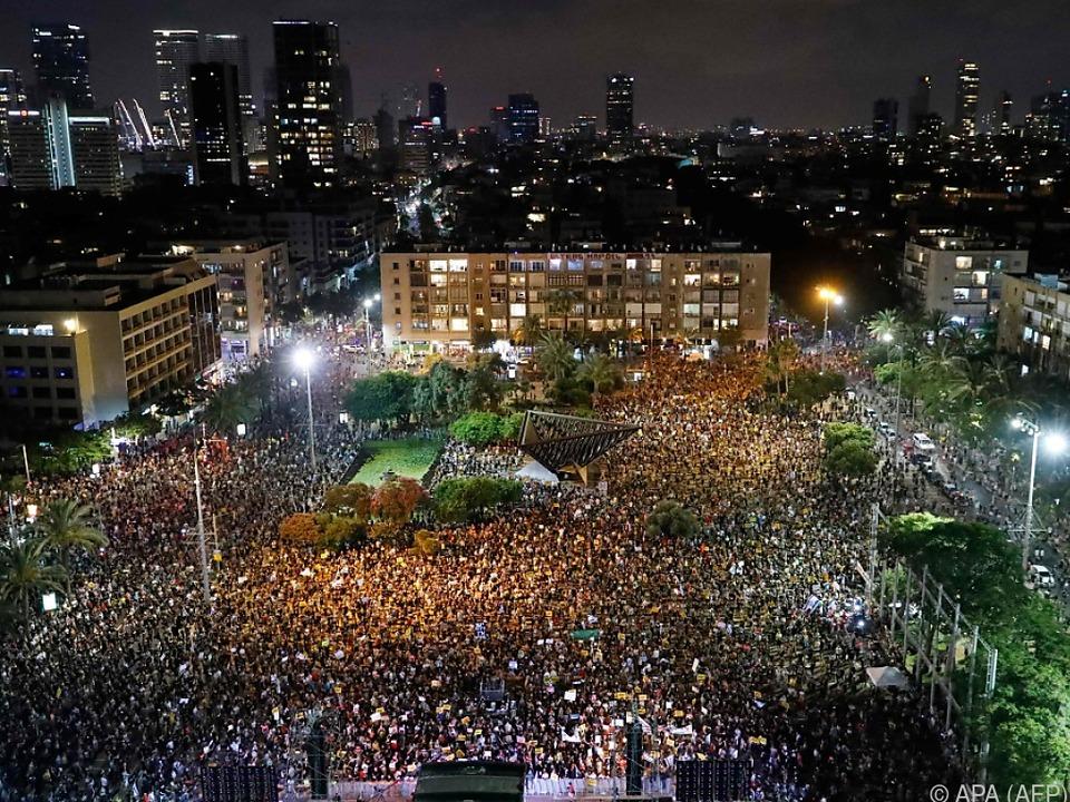 Massenproteste in Israel zeigen Wirkung