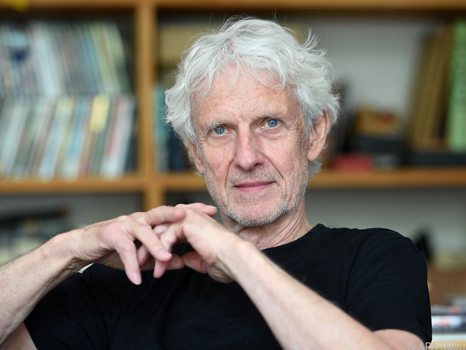 Mathieu Carriere arbeitete mit vielen großen Stars zusammen