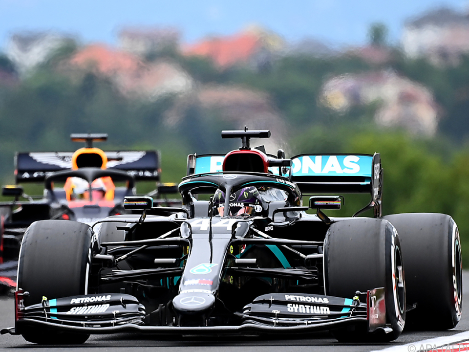Mercedes-Dominanz auch in Ungarn