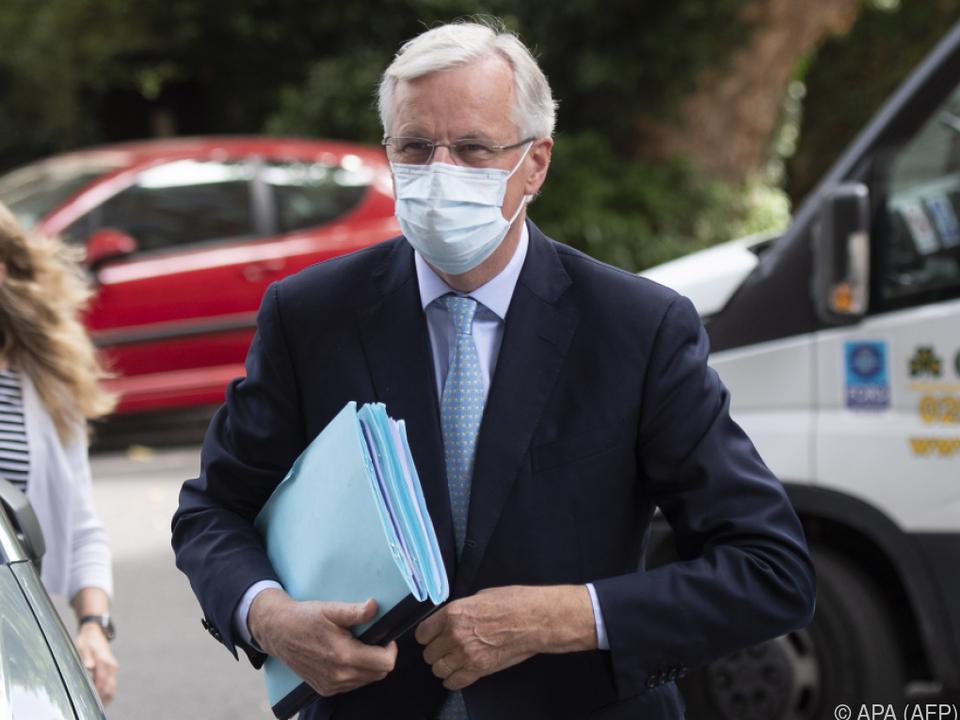 Michel Barnier wenig optimistisch