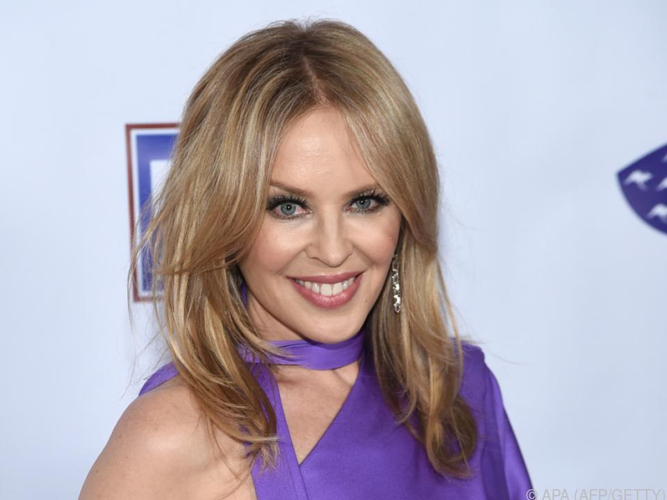 Minogues neue Single heißt \