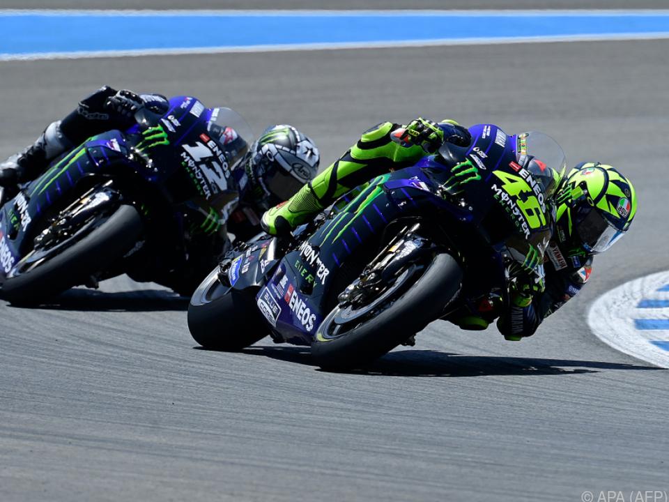 MotoGP bleibt in Europa