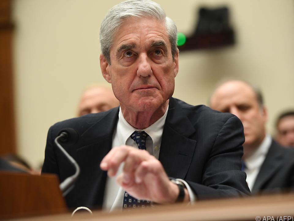 Mueller kritisierte Begnadigung von US-Politikberater Roger Stone