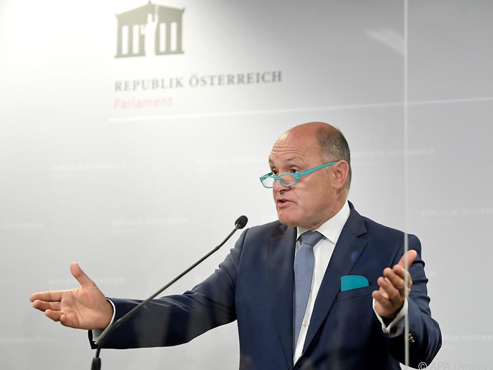 Nationalratspräsident Sobotka im Visier der FPÖ
