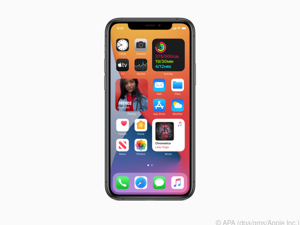 Neue Widgets sollen permanent Zugriff auf bestimmte App-Funktionen garantieren