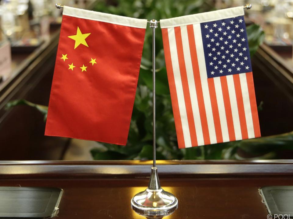 Neue diplomatische Eiszeit zwischen China und den USA bricht an