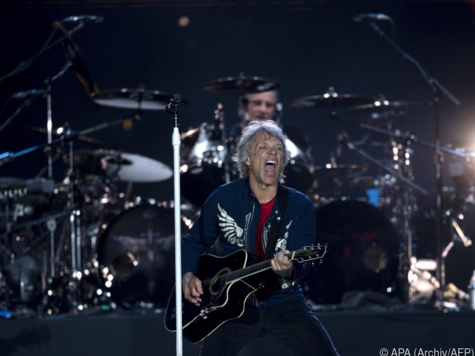 Neues Album von Bon Jovi im Herbst
