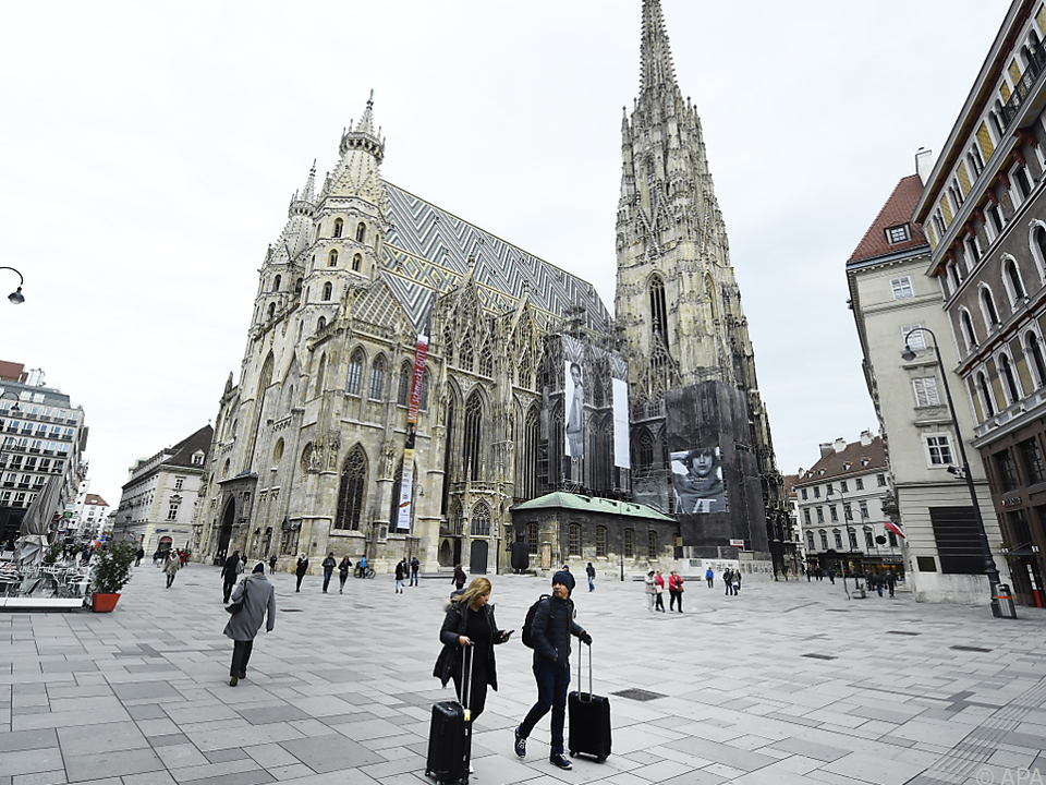 Nicht nur Wien war im Frühjahr leer wie lange nicht