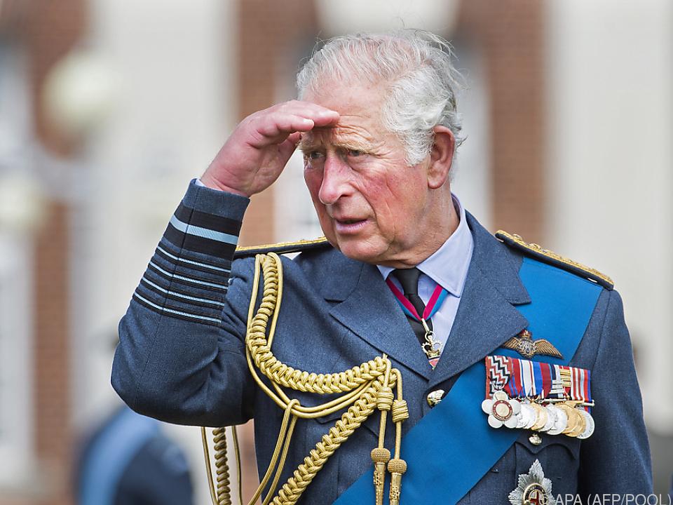 Prinz Charles: \