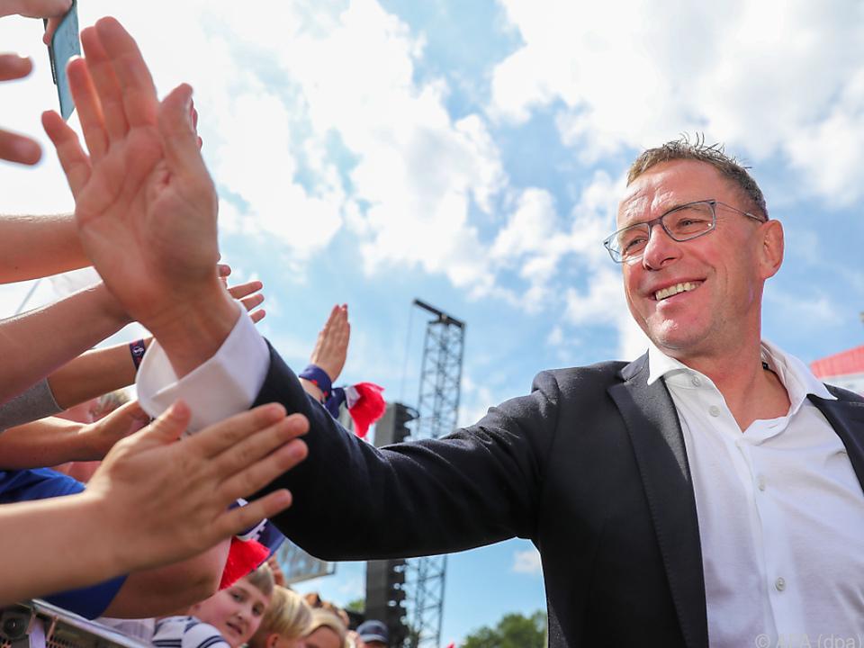 Ralf Rangnick dürfte doch nicht nach Mailand wechseln