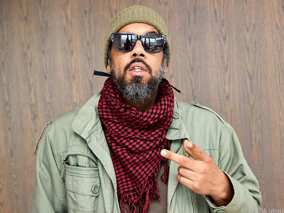 Rapper Samy Deluxe präsentierte Brillenkollektion in Hamburg