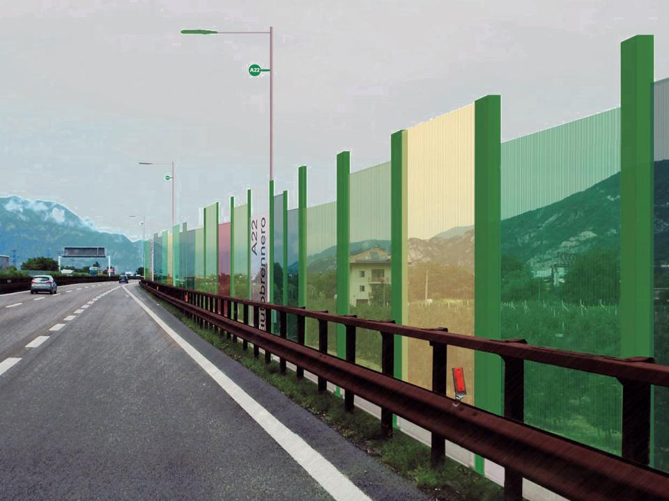 A22 Lärmschutz Ränder render_barriere_Trento (2)