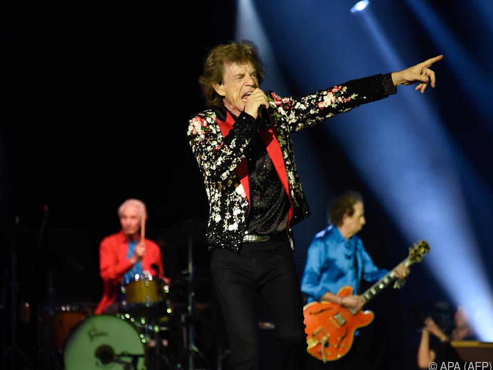 Rolling Stones wehren sich gegen US-Präsident Trump