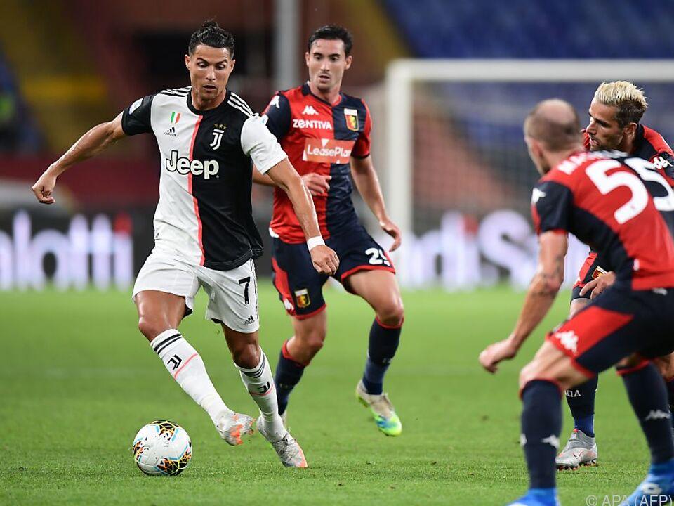 Ronaldo und Co. marschieren in Richtung Scudetto