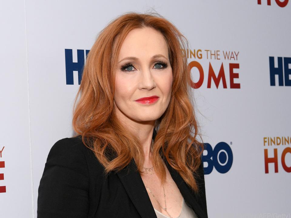 Rowling wird 55 Jahre alt