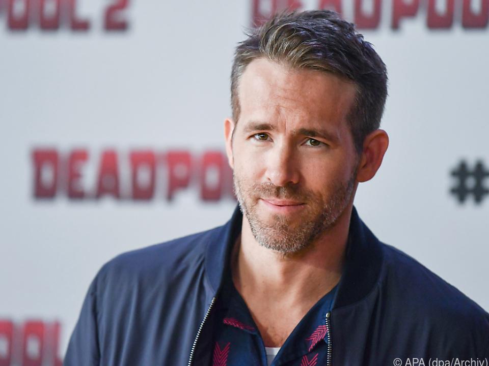 Ryan Reynolds hilft mit seiner Prominenz