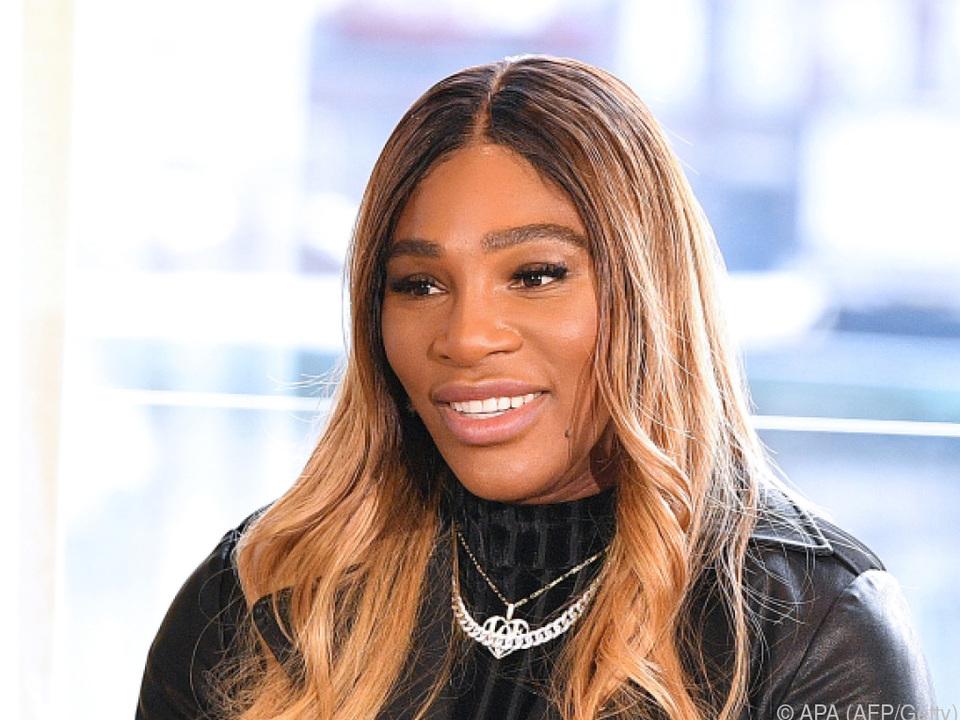 Serena Williams investiert in Fußball