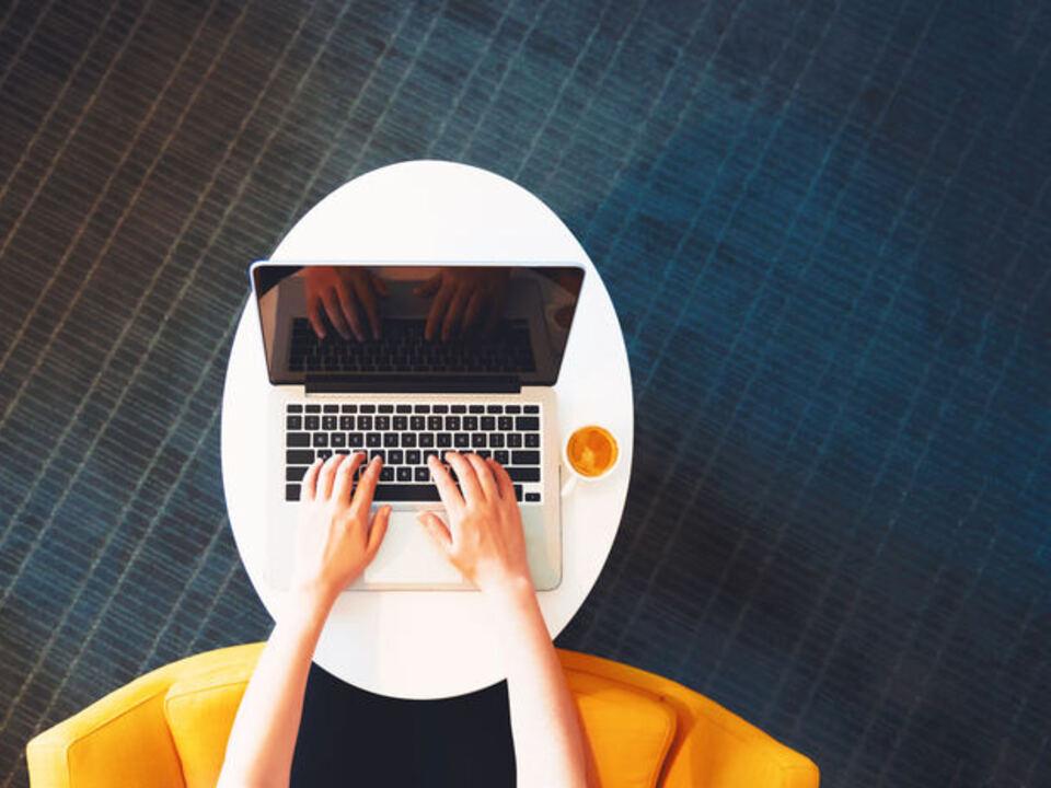 laptop internet