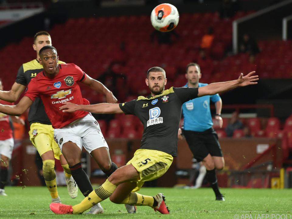 Southampton ist vier Matches in Folge ungeschlagen