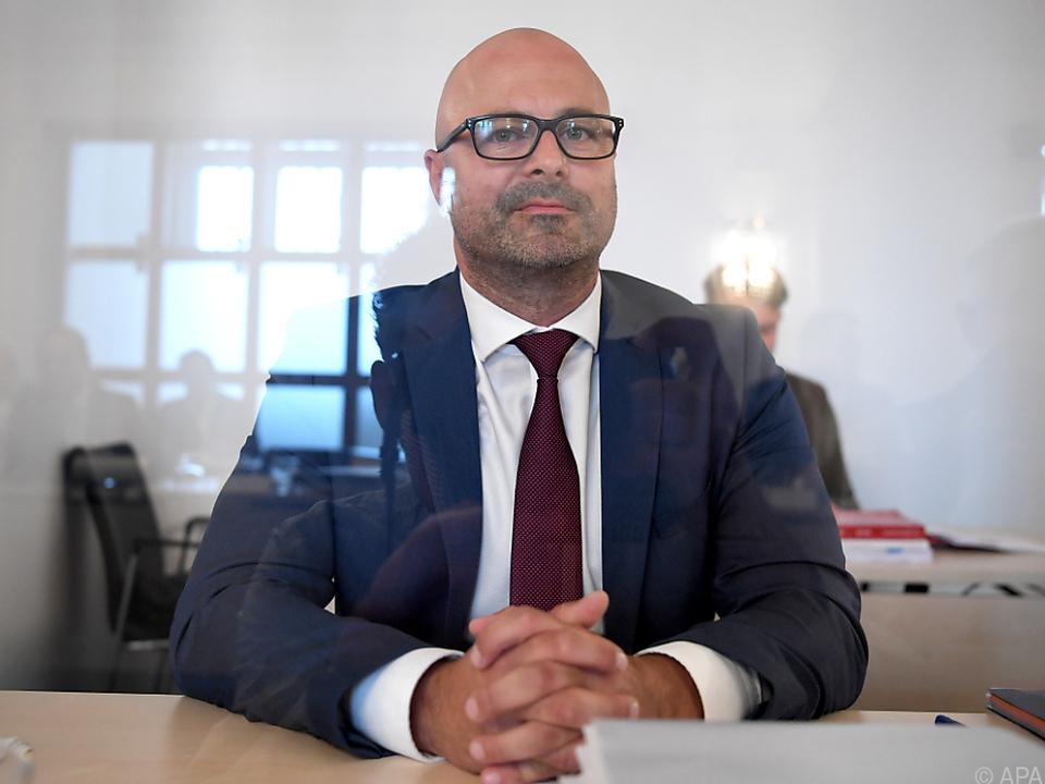 Staatsanwalt Gregor Adamovic brachte Stein ins Rollen
