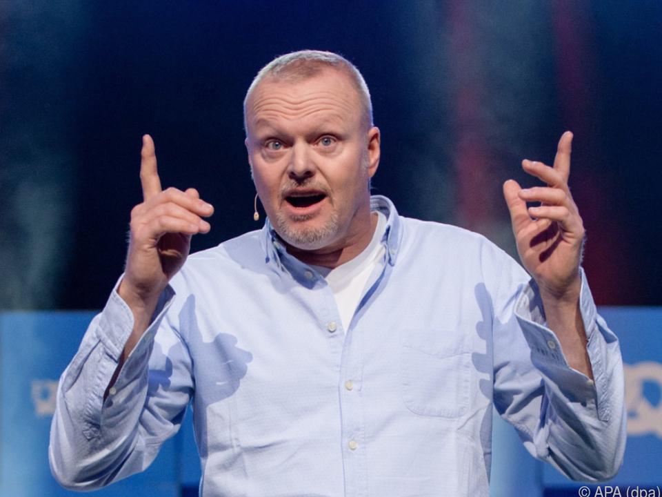 Stefan Raab meldet sich mit neuer Show-Idee zurück