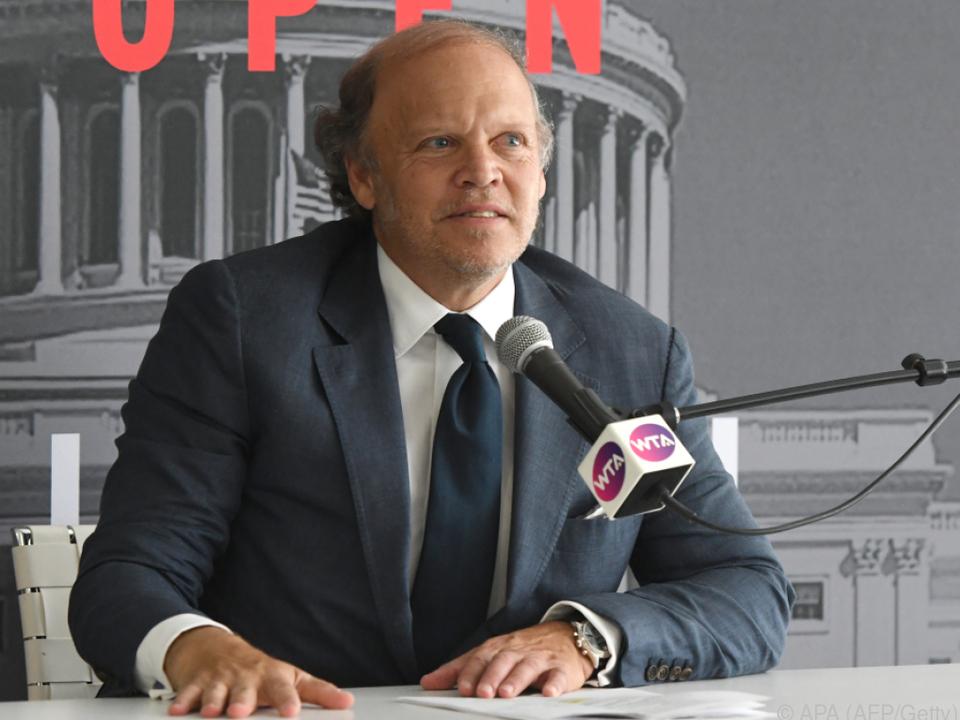 Turnierchef Mark Ein
