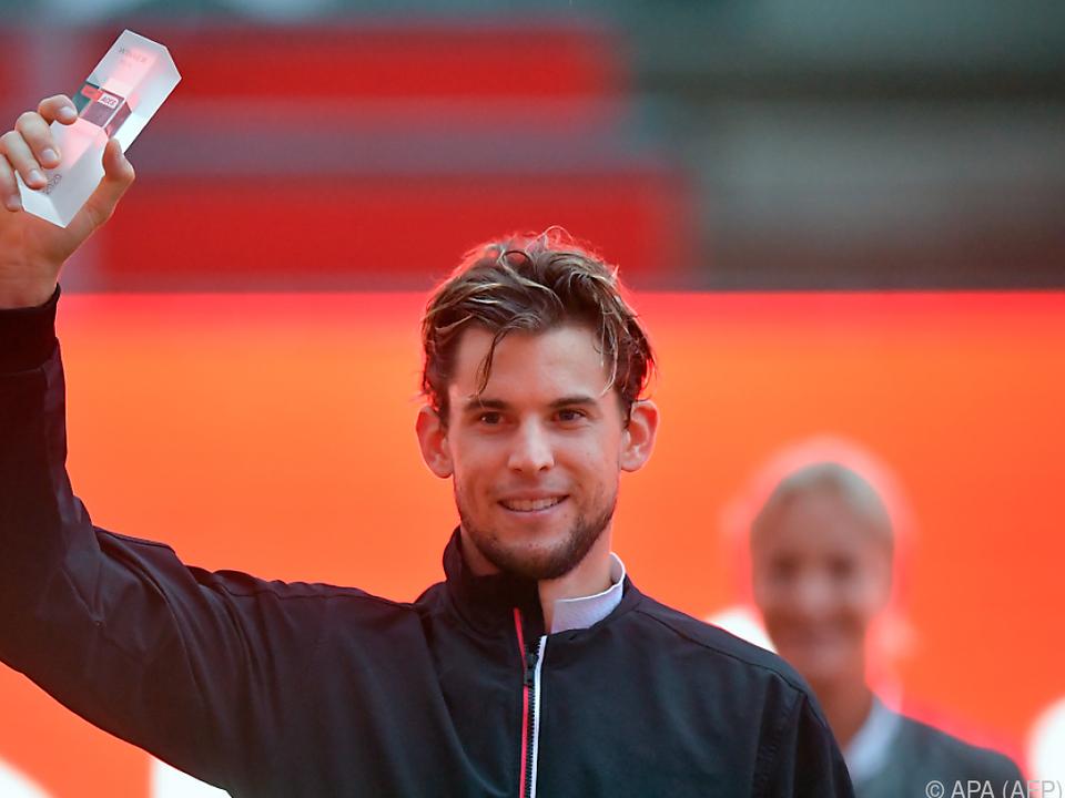 Turniersieg in Berlin für Dominic Thiem