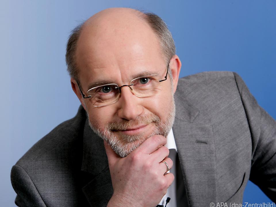 TV-Star und Astrophysiker Harald Lesch