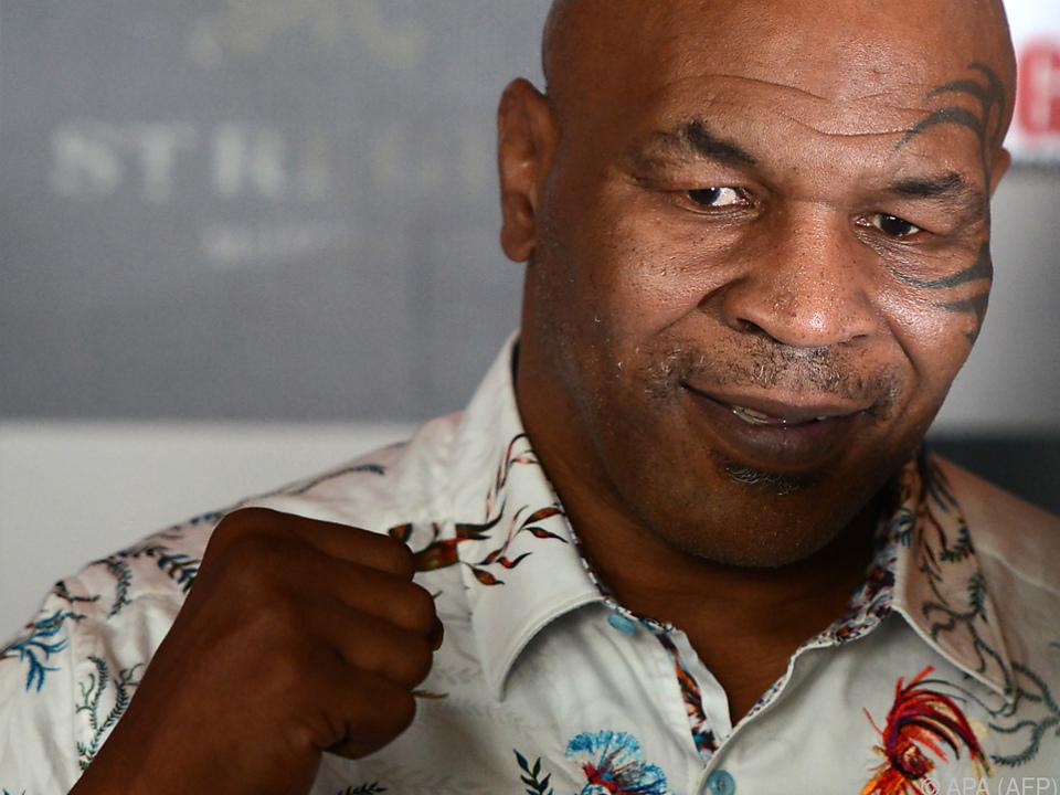 Tyson will wieder in den Ring steigen
