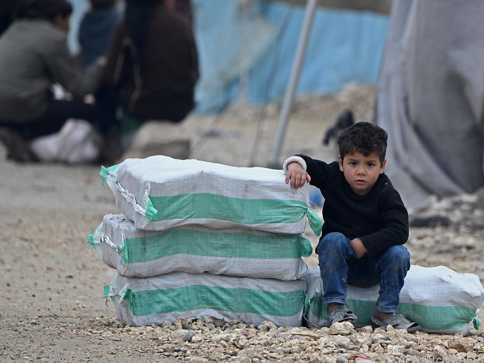 UNO-Hilfsprogramm für Nordsyrien läuft seit 2014