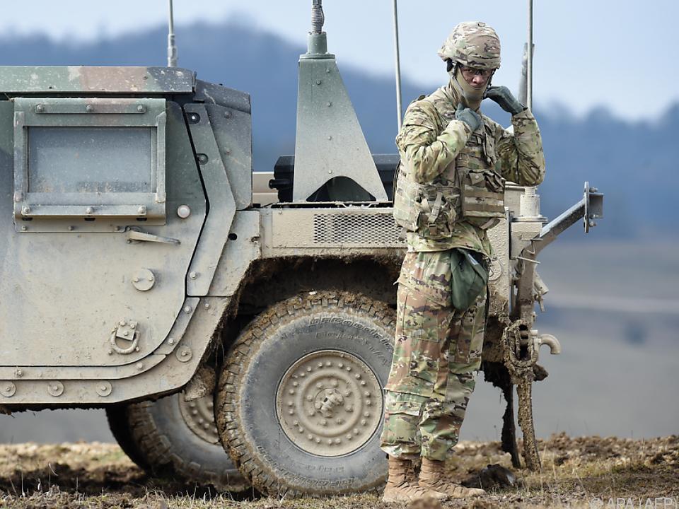 USA schwächen mit dem Abzug vor allem die NATO