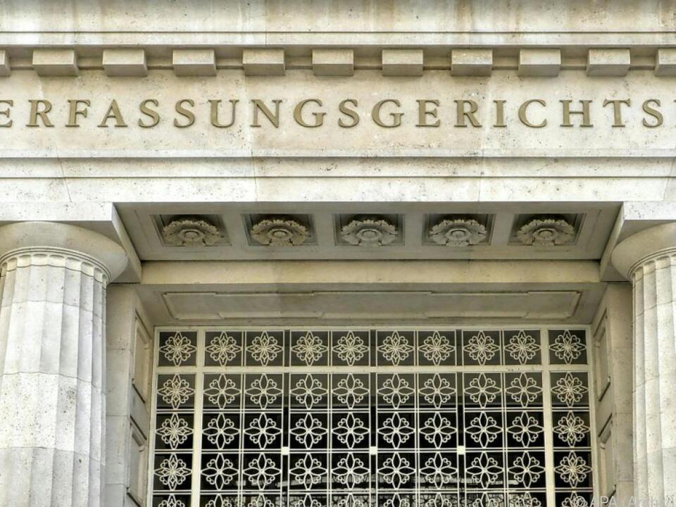 Verfassungsgerichtshof musste sich mit Pandemiemaßnahmen befassen