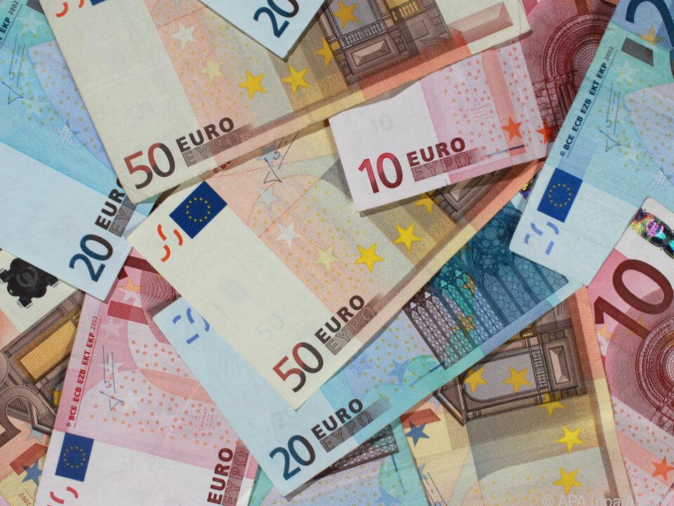 Viertel aller gefälschten Euro-Geldscheine seit Einführung des Euro
