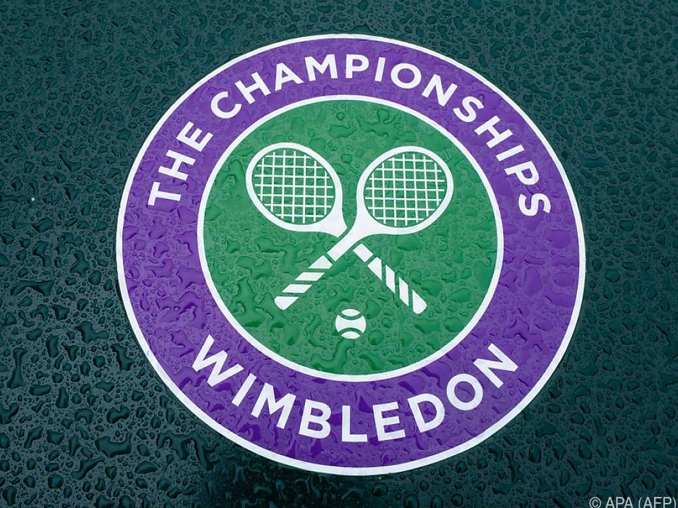 Wimbledon-Turnier gegen Pandemie versichert