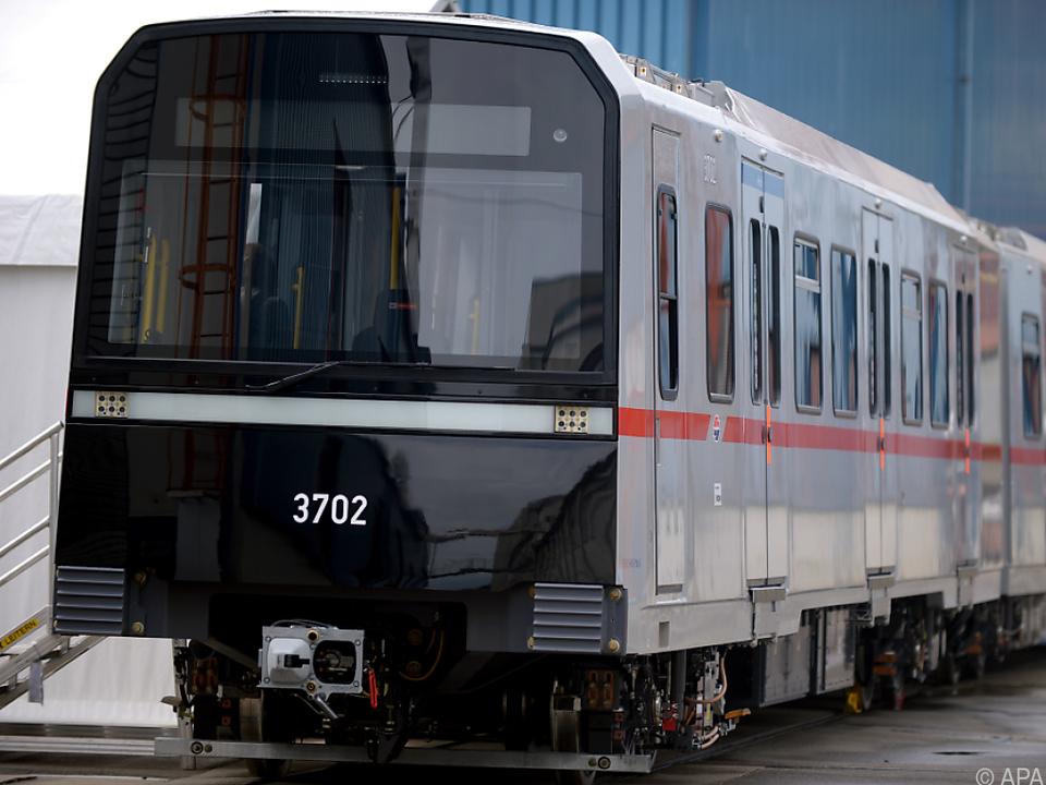 X-Wagen soll in zwei Jahren im Wiener U-Bahn-Netz starten