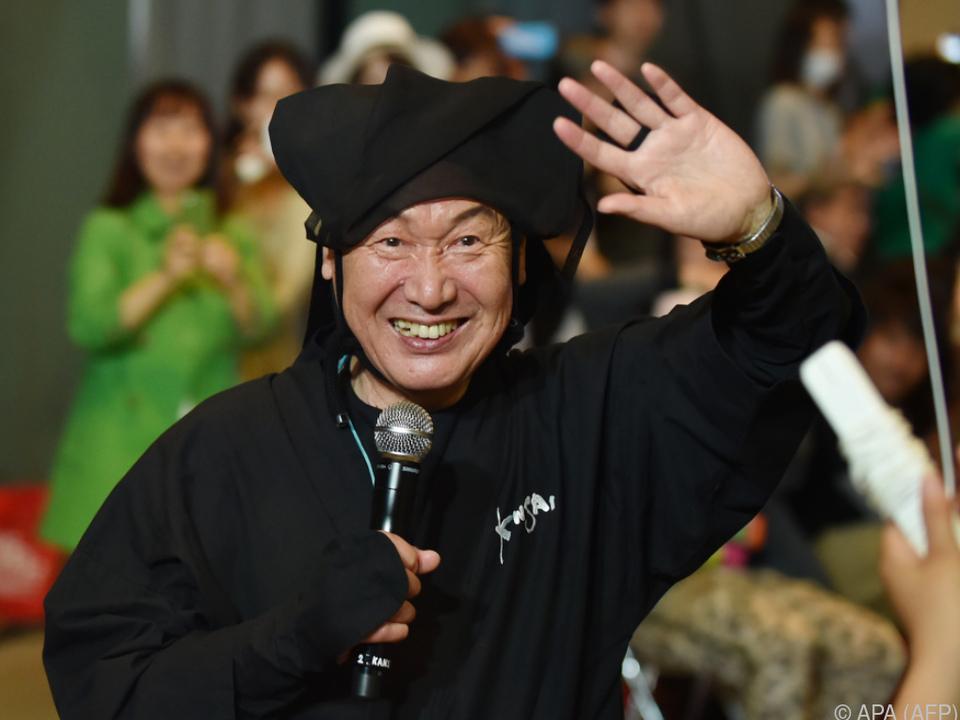 Yamamoto entwarf Outfits für David Bowie