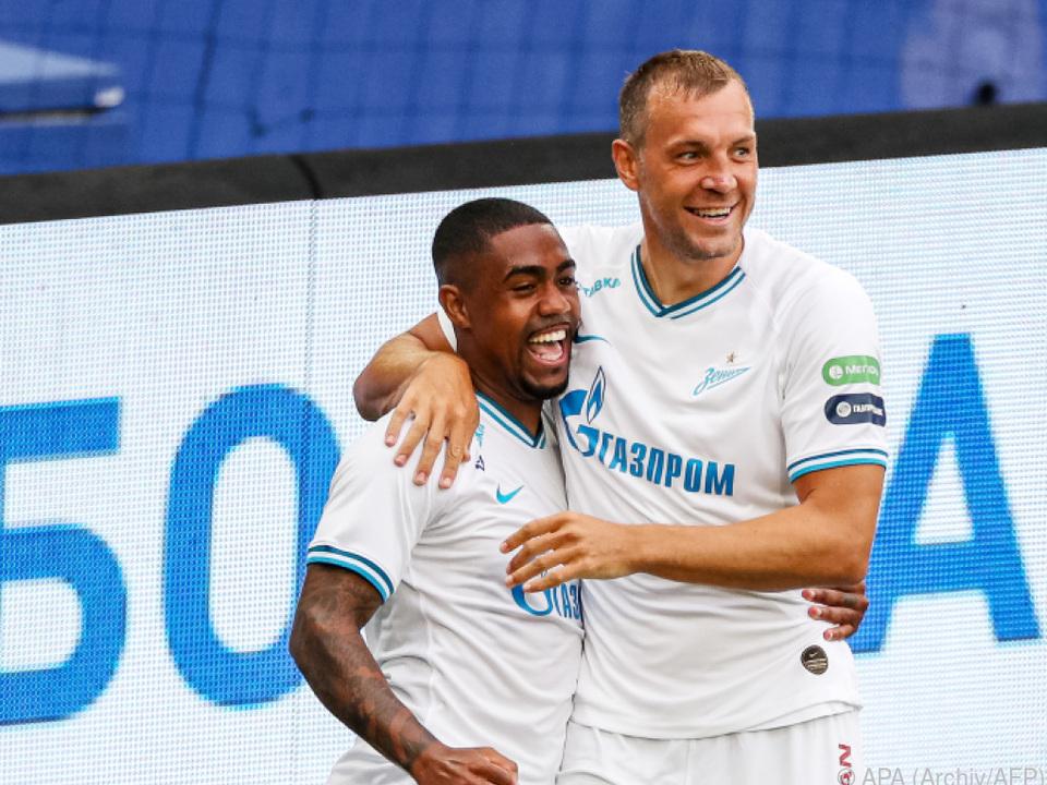 Zenit holte sechsten Titel in der russischen Premier Liga
