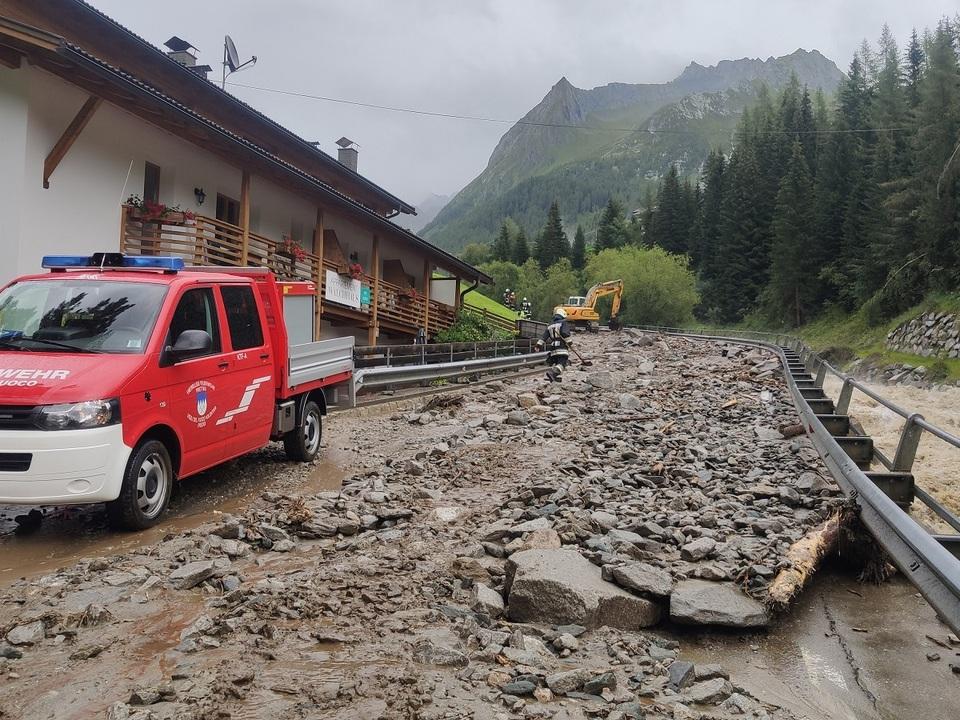 2020-08-30 Umwetter Prettau-Kasern - Fotos FF Prettau (2)
