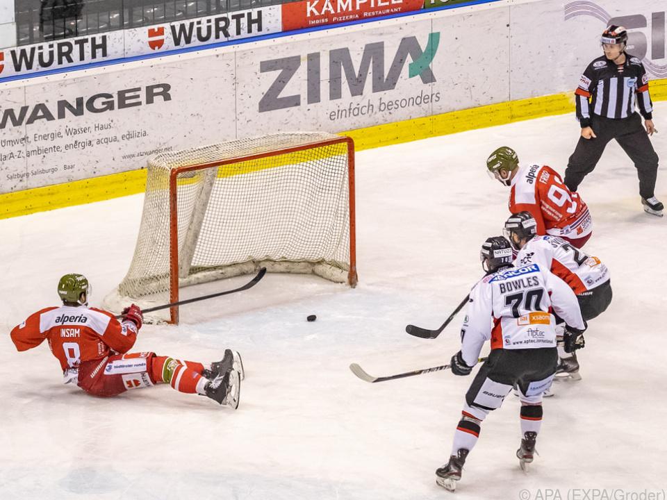 Ab 25. September wird wieder Eishockey gespielt