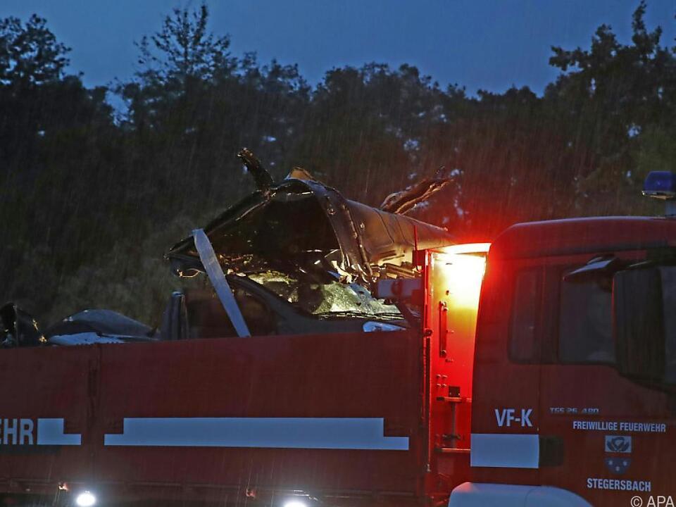Am Sonntag wurden Details zu dem Unfall bekannt