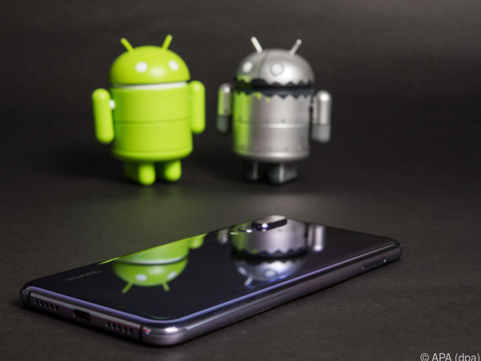 Android wird von Version zu Version immer ausgefuchster