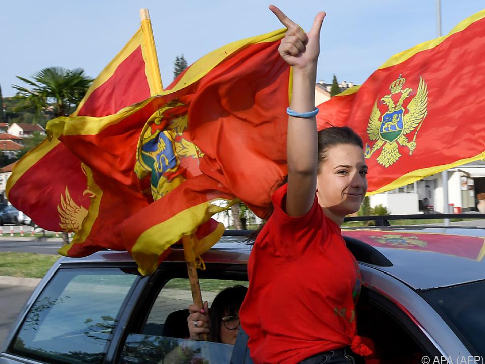 Verluste für Regierungspartei in Montenegro
