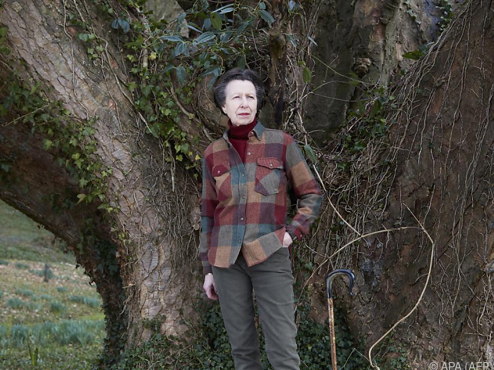 Anne gilt als eines der fleißigsten Mitglieder der britischen Royals