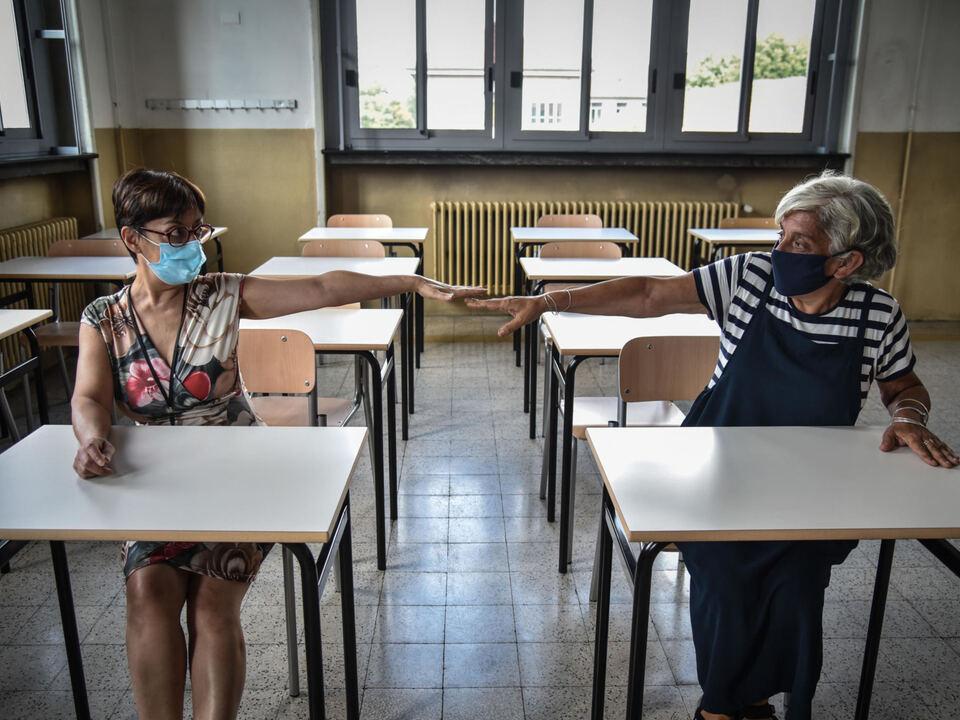 Schule, Unterricht, Italien, athesiadruck2_2020082022565095