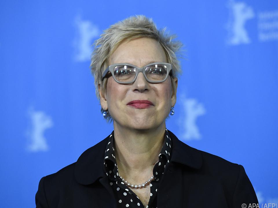 Autorin und Regisseurin Doris Dörrie