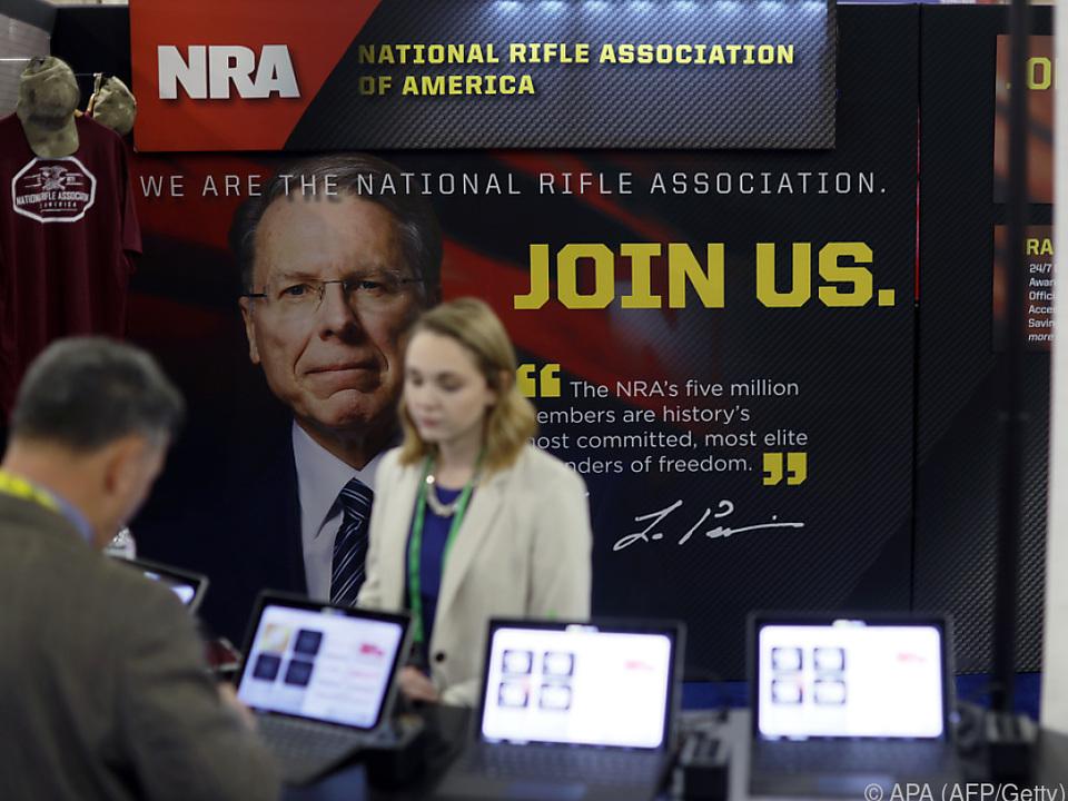 Betrug und Missbrauch bei der NRA?