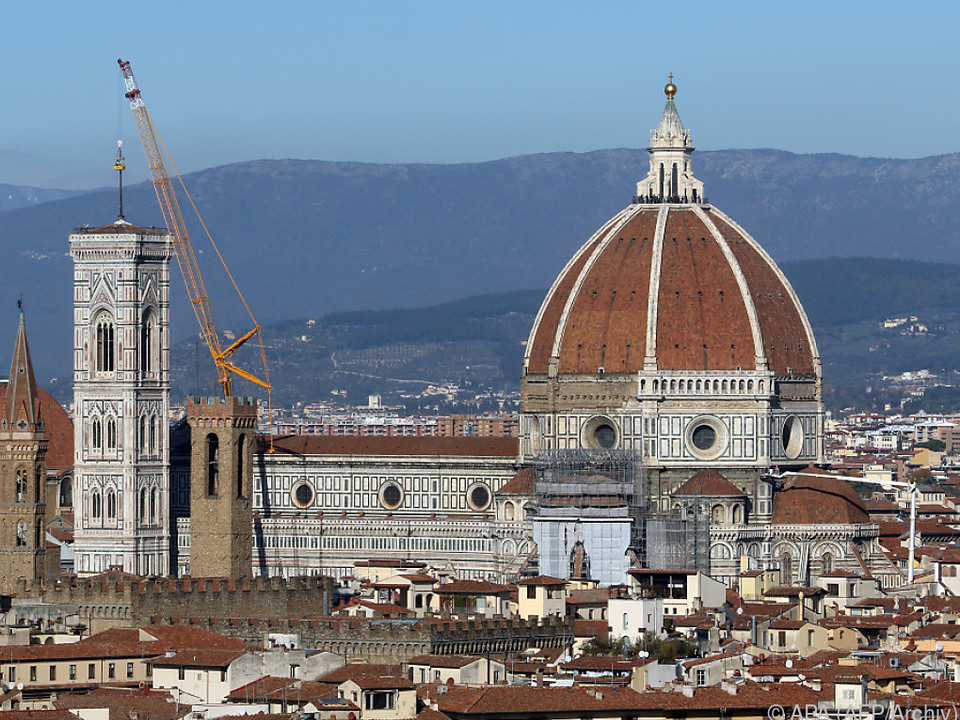 Bis zu 50 Prozent weniger Touristenin in Florenz