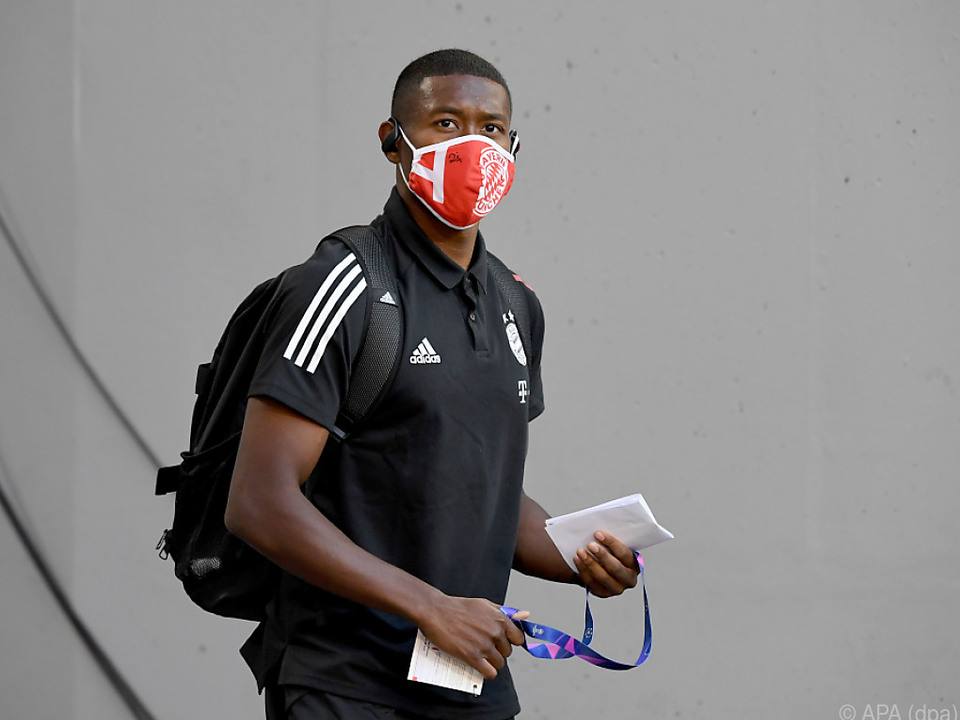 Bleibt Alaba in München, oder geht er gar nach Barcelona?